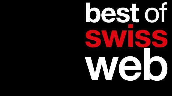Best of Swiss Web Logo