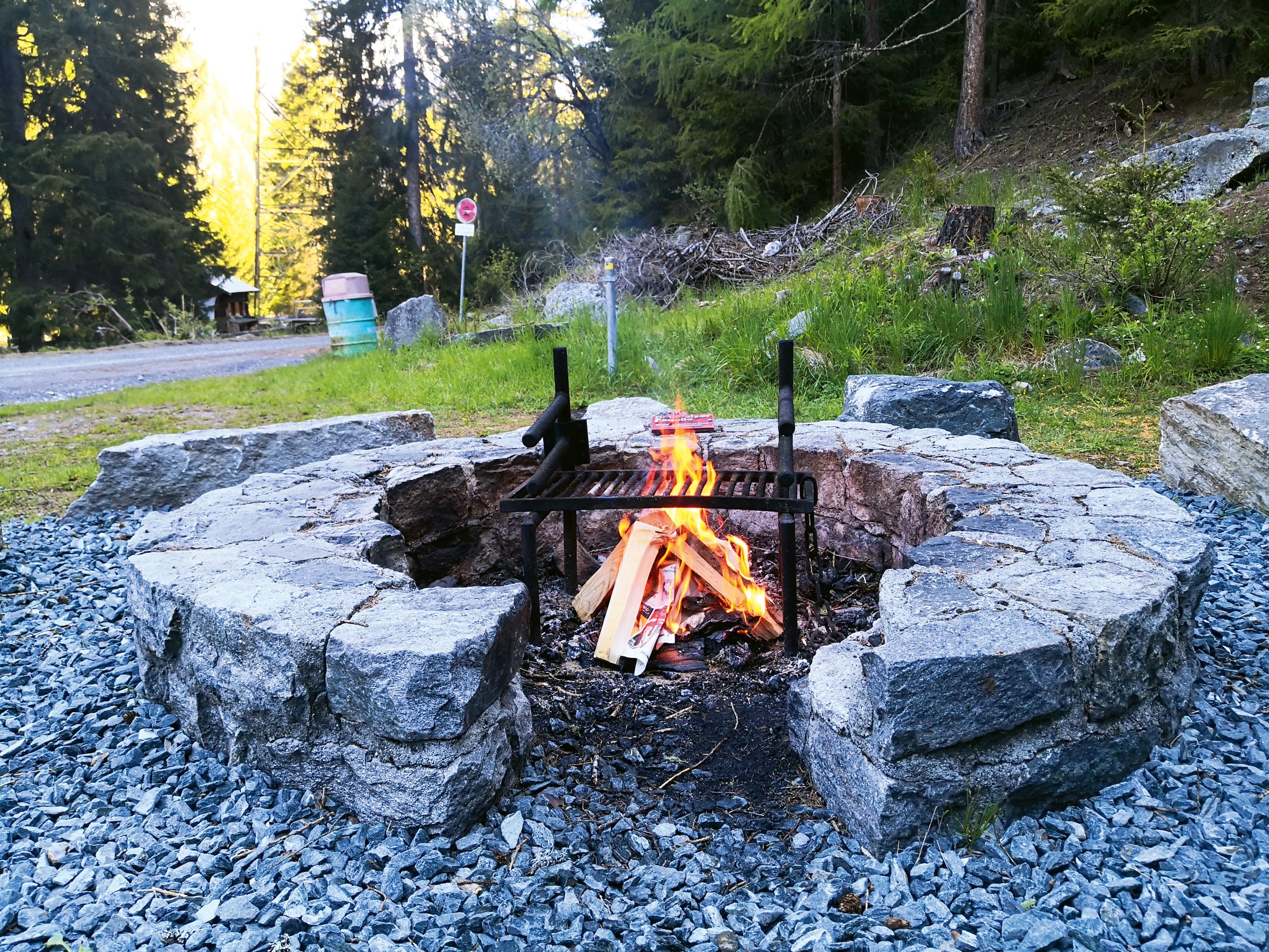 Schweizer Feuerstellen Entdecken Sie Die Feuerstelle Fuorcha